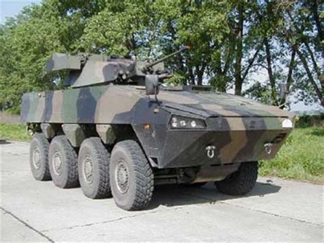 Types of Armoured Carriers | Ministry of Defence & Armed