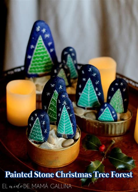 DIY Painted Stone Decorations You Can Do - Amazing DIY