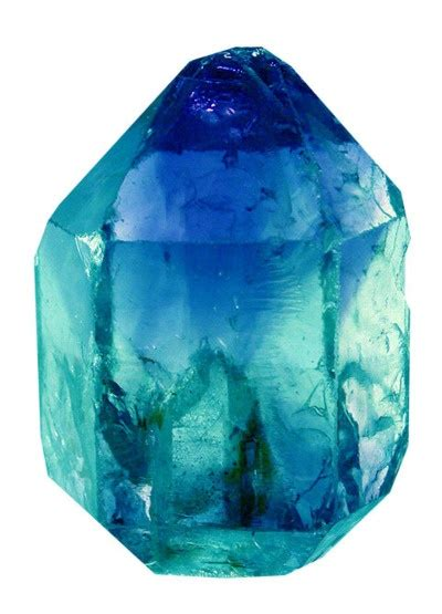 crystal- A small piece of a substance that has many sides