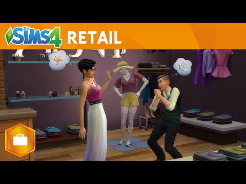 Sims 4 Get to Work Expansion Pack - Overview & Trailer