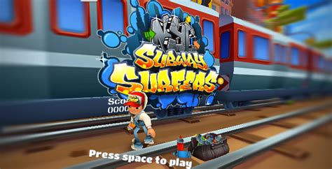 SUBWAY SURFERS - Crazy Games - Free Online Games on Crazy