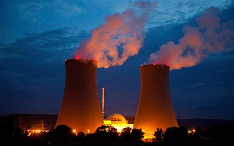 Nuclear solutions to climate change are anything but   Al