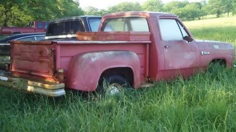 Field Finds: PART 1: GTOs, a stepside Ram, and a F350