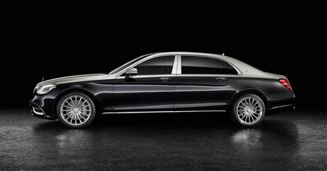 2019 Mercedes-Maybach S-Class goes two-tone - Roadshow
