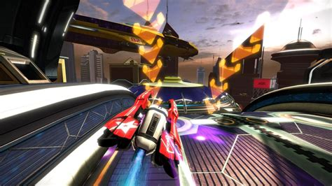 WipEout Omega Collection Review - Find Your Inner Geek