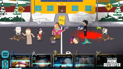 South Park: Phone Destroyer – Become part of the iconic