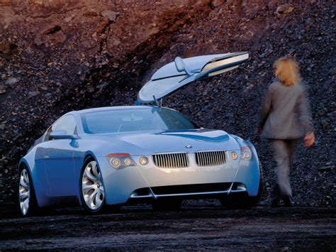 BMW Z9 (1999) - Old Concept Cars
