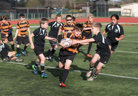 Local youth rugby club seeks more players, coaches - Santa