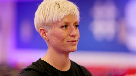 Megan Rapinoe: 'Being yourself is the most important thing