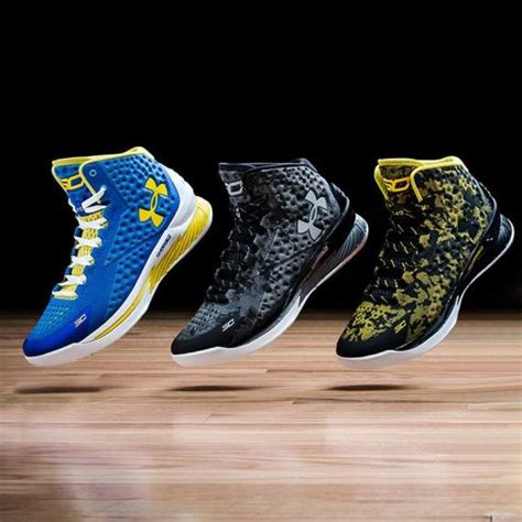 The Source |Under Armour Unveils Stephen Curry's First