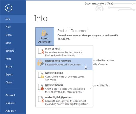 How to Password Protect Files and Folders With Encryption