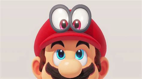 Super Mario Odyssey's Co-Op Lets You Play As Cappy