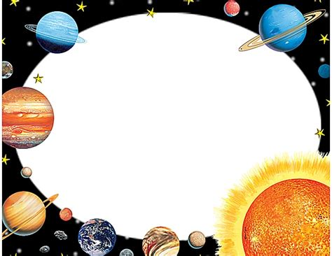 Solar System Name Tags - TCR4900 | Teacher Created Resources