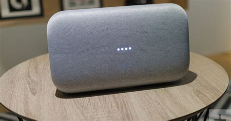 Google Home Max Review   Digital Trends