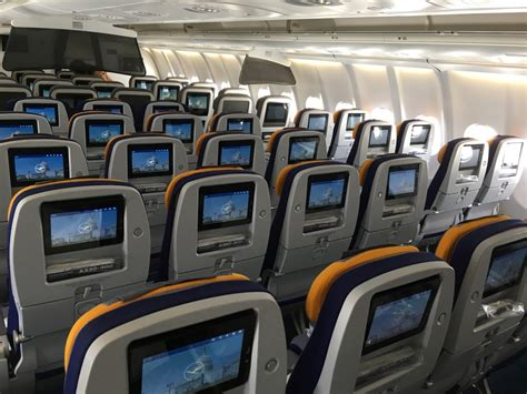 Review: Lufthansa Economy Class Airbus A330-300 München