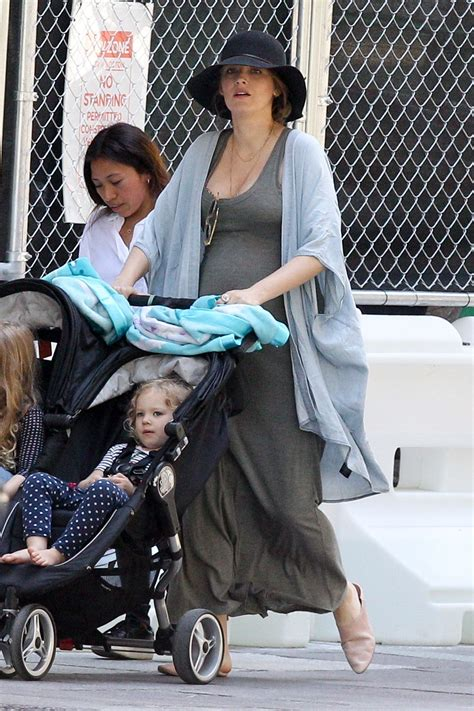 Pregnant Blake Lively Takes Stroll with Kids As Ryan