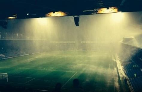 Portsmouth-Wycombe Abandoned Due To Torrential Rain And