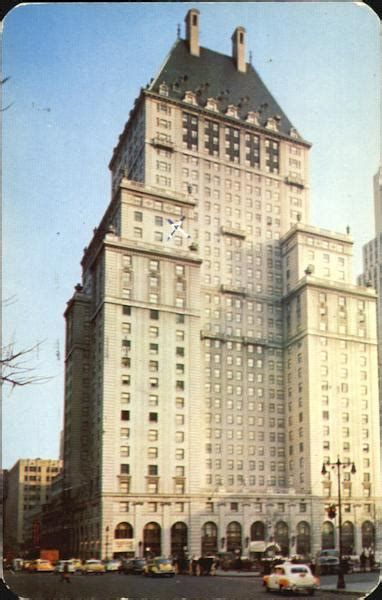 The Savoy Plaza, Fifth Avenue - 58th to 59th Street New