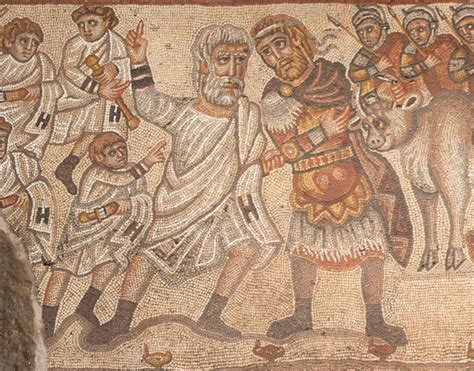 Does This Mysterious Mosaic Depict Alexander the Great?