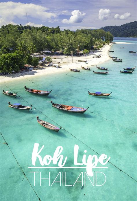 Ultimate Guide to Koh Lipe, Thailand | Thailand travel