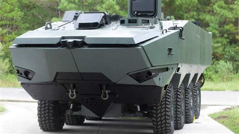 Top 5 Armored Personnel Carriers That Might Resemble The