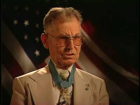 Desmond Doss, Medal of Honor, WWII - YouTube