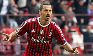 Zlatan Ibrahimovic helps Milan open up four-point lead in