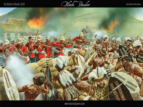 The Art of Warlord - Anglo-Zulu War - Warlord Games