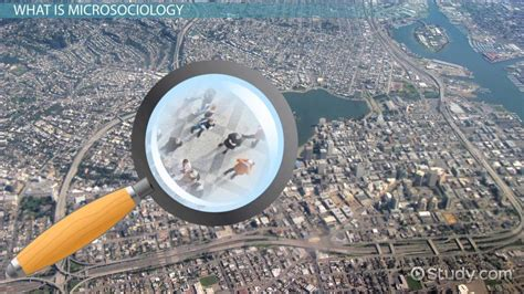 Microsociology: Definition & Examples - Video & Lesson