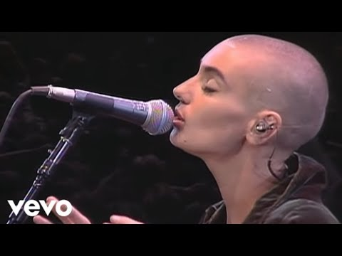 Sinéad O'Connor Nothing Compares 2U - YouTube