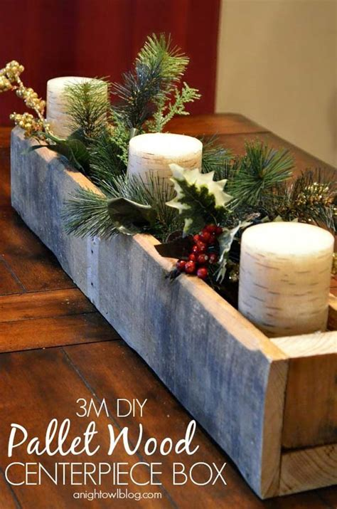 28 Ideas To Decorate Your Home With Recycled Wood This