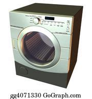 Tumble Drying Stock Illustrations - Royalty Free - GoGraph