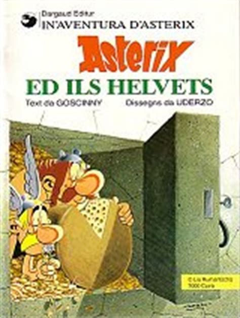 Asterix around the World - the many Languages of Asterix
