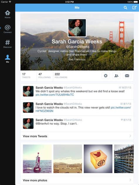 Twitter App Gets Support for iOS 9 Split View, Quick
