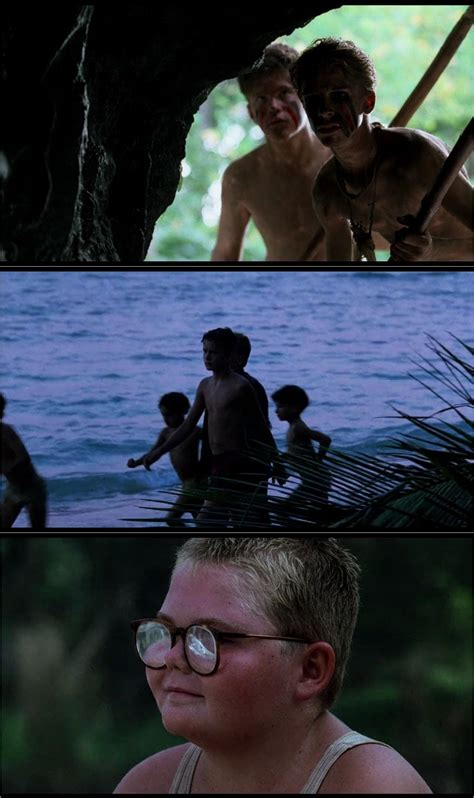 Lord of the Flies (1990) Harry Hook, Balthazar Getty