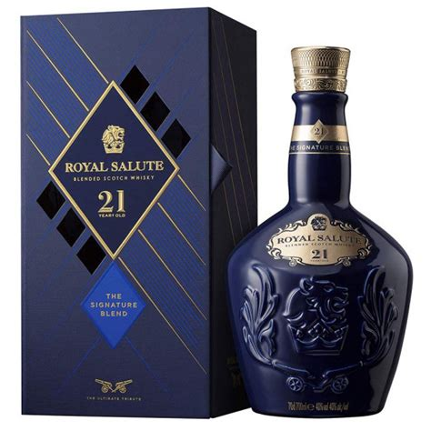Royal Salute 21 Year Whisky 70cl - DrinkSupermarket