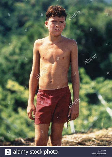 LORD OF THE FLIES Balthazar Getty as Ralph in the 1990