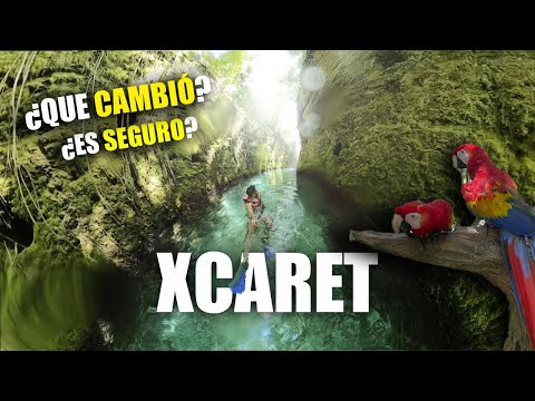 Hot, Hot Heat at Xcaret Mexico! | Journey the Earth
