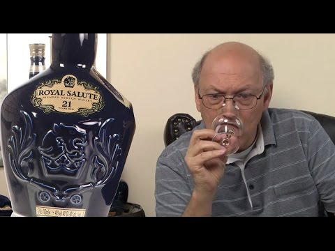 Chivas Regal Royal Salute 21 Years Emerald - The Whisky