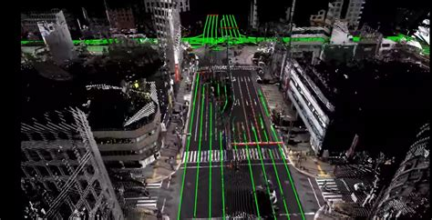Japan Will Develop 3D Maps For Self-Driving Cars To Use in