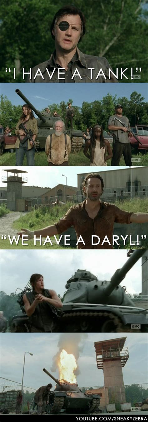 7 Funny Walking Dead Memes to Get You Revved Up for the