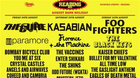 Reading and Leeds Festival line-up announced - ITV News