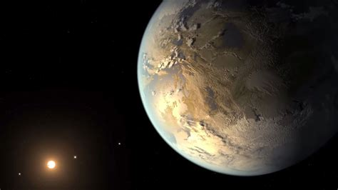 NASA's Kepler Discovers First Earth-Size Planet In The