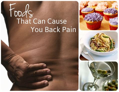 Inflammatory Foods Making Your Chronic Back Pain Worse