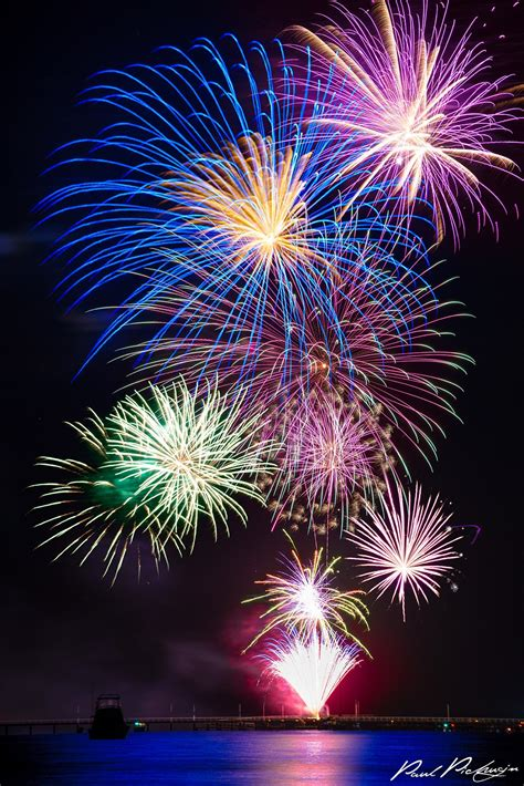 Photographing Fireworks – Paul Pichugin