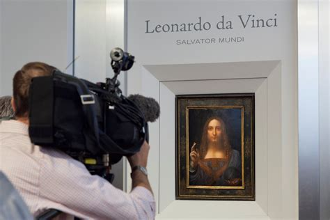Salvator Mundi: The da Vinci painting which sold for £45