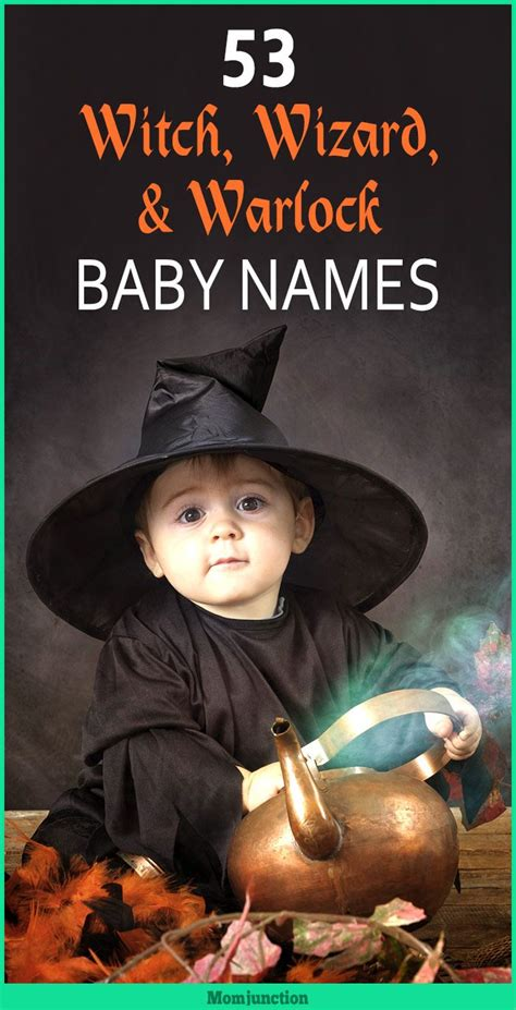 53 Exclusive Warlock, Wizard, And Witch Names For Your