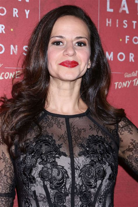 Mandy Gonzalez – Opening night of Latin History For Morons