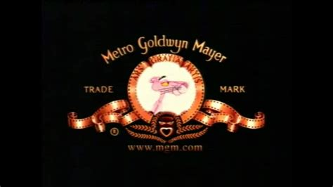 MGM-Pink Panther Spoof - YouTube