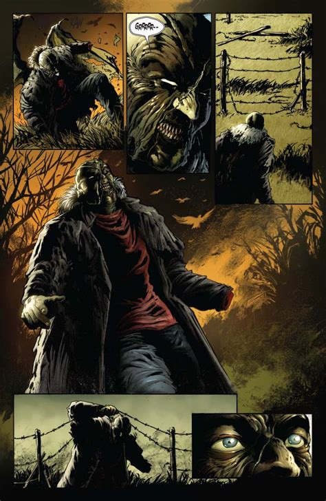 Dynamite® Jeepers Creepers #1